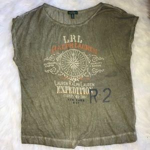 Ralph Lauren Jeans Co. Women's top